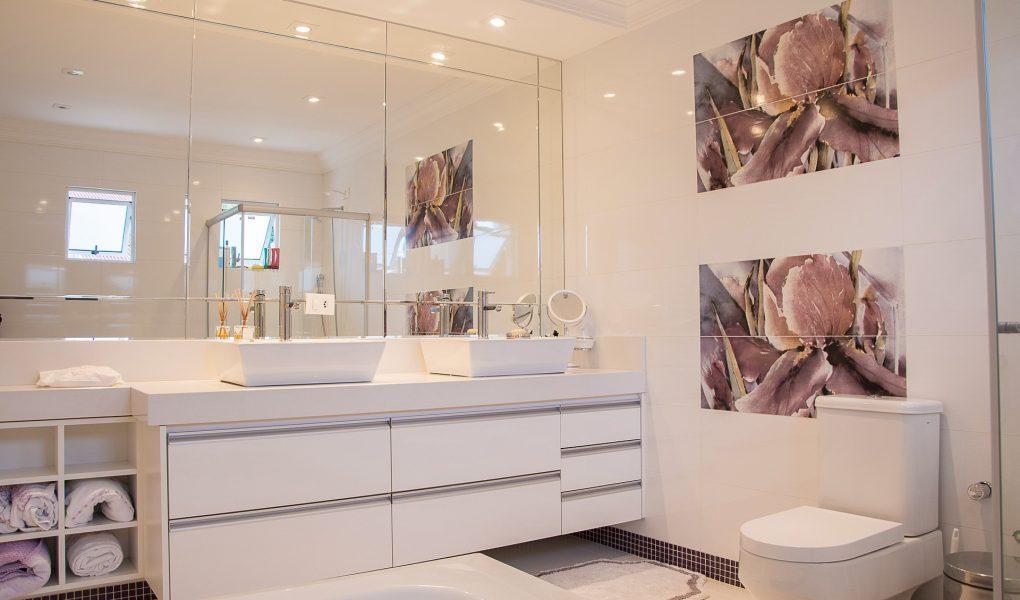 , fürdőszoba bútor, Fürdőszoba felújítás